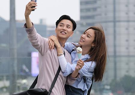 <명불허전> 김남길-김아중, 꿀 흐르는 데이트 현장 포착!
