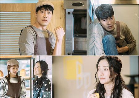 <황금빛 내 인생> 최귀화, '심장덜컹' 첫 사랑 정소영화 재회