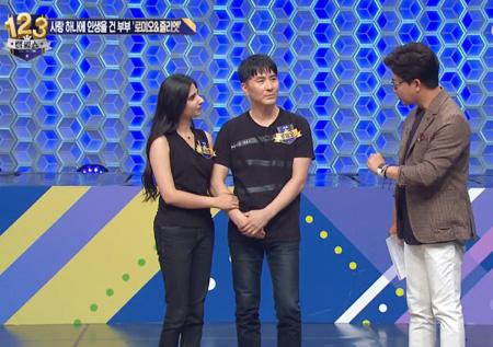 """인도인 아내는 한국어 능력자! """"홍진호보다 한국말을 더 잘 하네"""""""