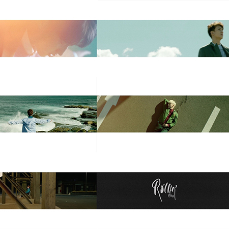 B1A4, 신곡 'Rollin(롤린)' 청량하지만 강렬한 뮤직비디오 티저 오픈!