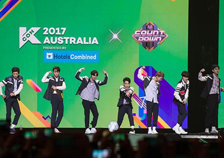 KCON 2017 AUSTRALIA,  양일간 2만 천여명 팬 운집! 성황리에 마무리