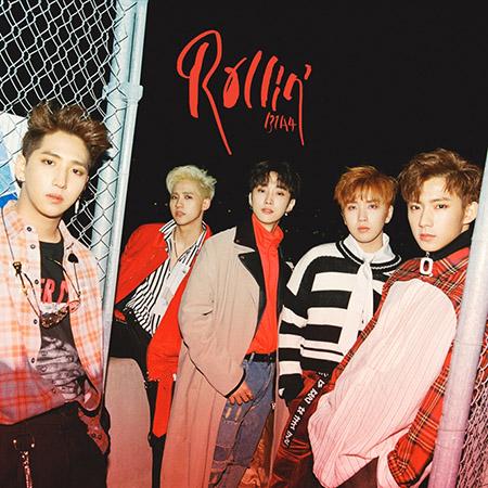 B1A4, 'Rollin'(롤린)' 오늘(25일) 베일 벗는다! 기대감 200%