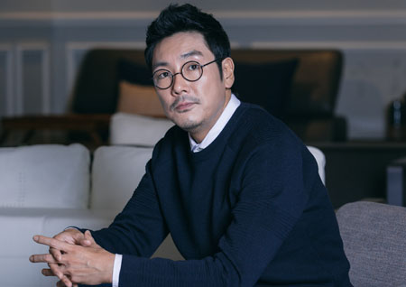 """[人스타] 조진웅 """"영화 홍보 하면서 이렇게 당당할 수 있는 것도 처음이다"""""""