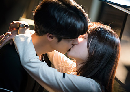'폭풍 키스' 서현진♥양세종, 역대급 온도 상승!