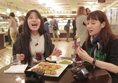 <원나잇 푸드트립> 절친들의 본격 '티격태격 먹방'이 시작된다!