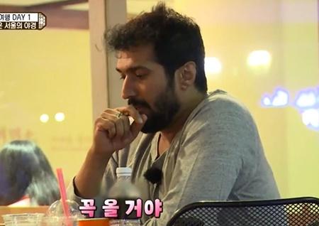 """<어서와 한국은 처음이지?> 샤샨크, """"서울 좋아. 꼭 다시 오겠다!"""""""