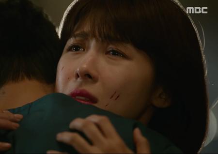 <병원선> 강민혁, 하지원 대신 총상입어…'위기' 하지원, 수술 집도