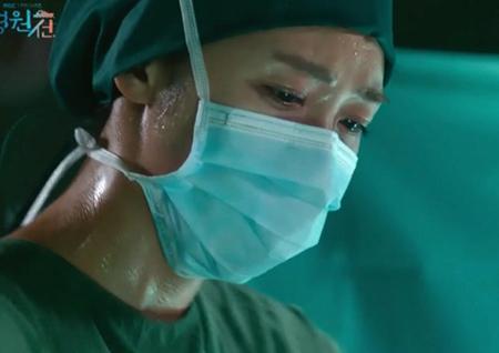 <병원선> 하지원, 조직 보스-강민혁 수술 릴레이.. 절정의 몰입감 선사