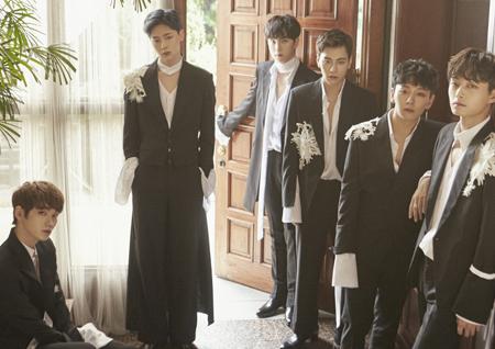 JBJ, '2017 Asia Artist Awards' 참석 확정! 첫 수상의 영예 안을까?