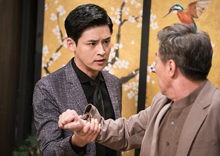 <밥차남> 박진우, 가부장 아빠 김갑수에 반기 들었다! 부자 갈등 폭발!