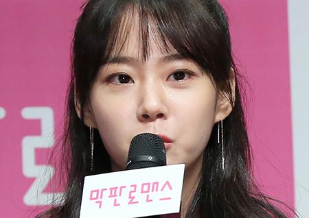"""<막판로맨스> 한승연, """"<청춘시대> 정예은보다 더 가까운 캐릭터"""""""