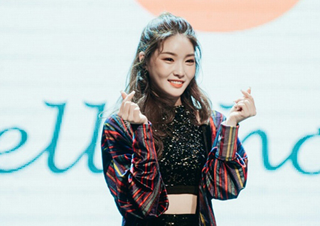 '솔직담백 토크부터 게임까지' 청하, 대만 단독 팬미팅 'One Fine Day' 성료