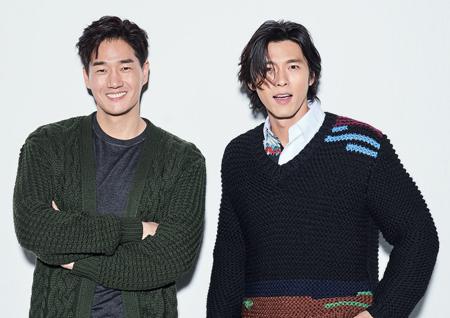 <꾼> 당당하고 카리스마 넘치는 모습으로 시.선.강.탈 화보 공개!
