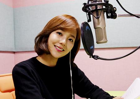 휴먼다큐 사랑플러스 내레이션 재능기부 나선 유진, 역시 '선행요정'