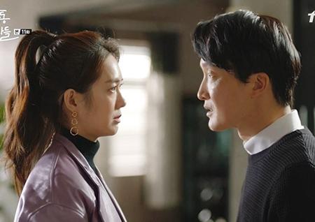 """""""나 김정혜야"""" 이요원, 최병모에 이혼 선언 '통쾌'"""