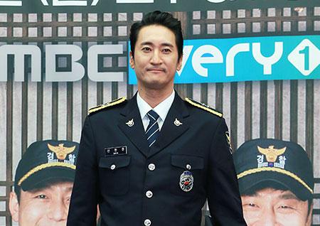 [포토] <시골경찰2> 신현준, 시즌2로 돌아온 시골경찰님