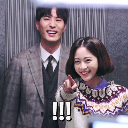 <20세기 소년소녀> 한예슬-김지석, 달콤 키스신의 비밀은 '육개장'?