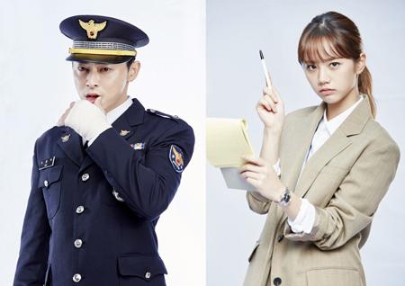 <투깝스> 조정석-혜리-김선호, 한 몸 속 두 영혼과 한 여자? 알쏭달쏭 삼각관계