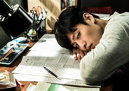 """<기억의 밤> 김무열 """"비록 2년 뒤에 제대지만 우리 하늘이 잊지 말아 주세요"""""""
