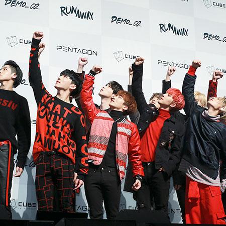 [B하인드] 펜타곤, 2개월만에 새 앨범으로 돌아온 열명
