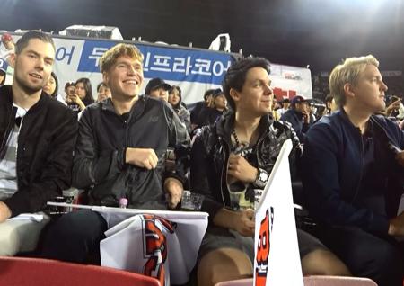 <어서와 한국은 처음이지?> 핀란드 3인방, 한국 응원 문화에 흠뻑 빠지다!