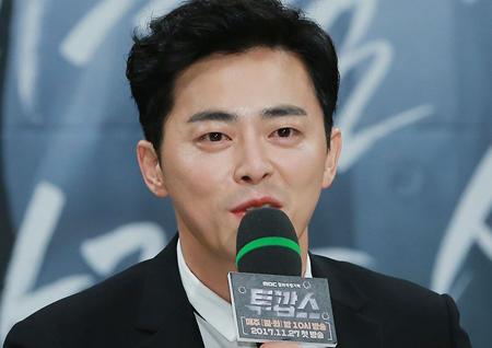 """<투깝스> 조정석, """"1인 2역 너무나 고되다. 박보영 넘어설 자신 없어."""""""