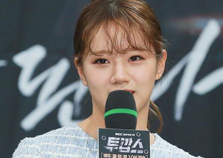 """<투깝스> 혜리, """"친구 수지와의 비교 걱정되지만 자극됐다."""""""