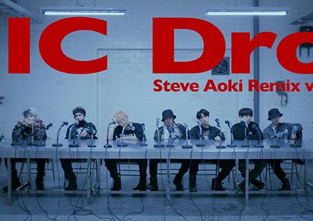 방탄소년단, 24일 'MIC Drop' 리믹스 음원&M/V 전 세계 동시 공개!