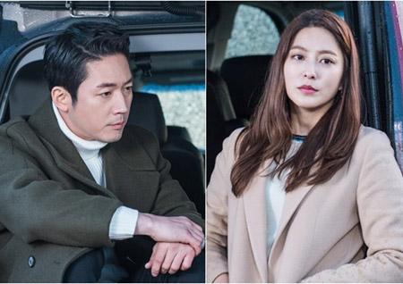 <돈꽃> '독한 멜로' 장혁-박세영, 위험한 사랑에 중독되다!