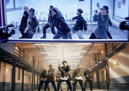 방탄소년단, 'MIC Drop' 리믹스 버전 MV 공개! 스티브 아오키 '동반 출연'