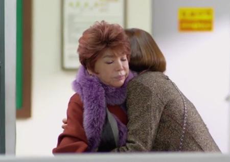 """<밥상 차리는 남자> """"내가 잘못했어, 엄마!"""" 서효림, 김수미 보고 반가움+안심의 눈물!"""