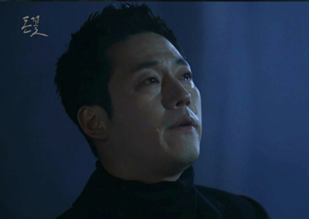 <돈꽃> 장혁, '음소거 눈물'로 시청자 울렸다! 역시 '믿보혁'