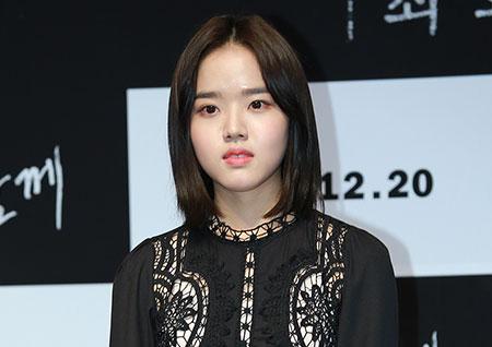 [포토] <신과함께> 김향기, 인생캐릭터 될 듯~ 싱크로율 100% 덕춘