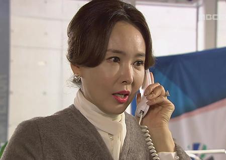 """<전생에 웬수들> """"오나라라고 있냐구요"""" 최수린, 이보희 전화받고 당황 '위기 모면'"""