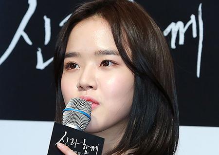"""<신과함께> 김향기 """"영화에 빠져 자신을 되돌아보는 시간이 되실 것"""""""