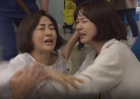 """<전생에 웬수들> """"내 손으로 죽일 거야!"""" 이보희, '불륜녀' 최수린 찾아 폭주!"""