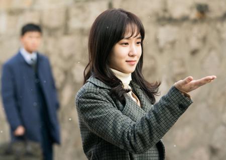 <이판사판> 연우진-박은빈, 낭만 가득 '눈꽃송이 출근길' 명장면 탄생!