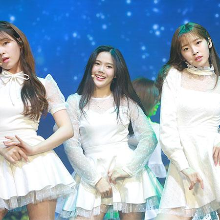 [포토] 오마이걸 승희-효정-아린, 반짝이는 소녀들