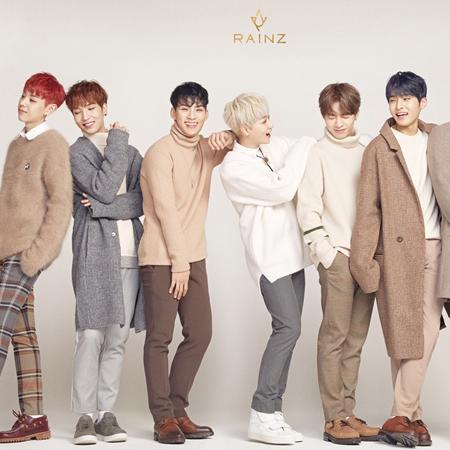 7인조 레인즈, 첫 번째 단체 이미지 공개··· 콘셉트 궁금증 '증폭'