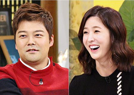 """<해피투게더3> 이수경, """"동네모임에 남자는 전현무 뿐"""" 의혹 제기"""