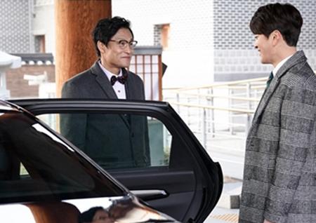<돈꽃> 장승조, 친부 박정학과 손잡나? 의미심장한 웃음 포착