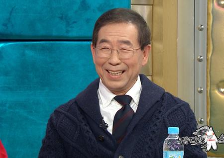 <라디오스타> 박원순 시장, 'SNS 설정 의혹'에 진땀… '탈탈 털렸다'