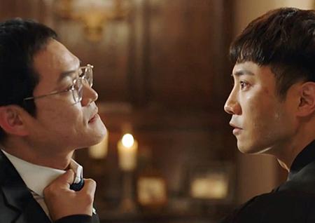 <언터처블> '종영 D-3' 진구 각성에서 박근형 부활까지··· 소름 유발 '명장면 5'