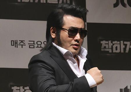 """<착하게살자> 김보성 """"사명감을 갖고 참여했다. 제작진과 출연진들의 진심이 잘 전달되길"""""""