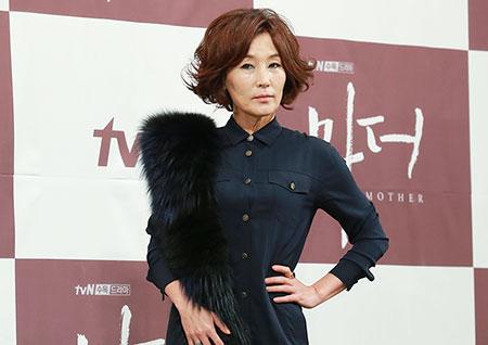 [포토] <마더> 이혜영, 감출 수 없는 포스