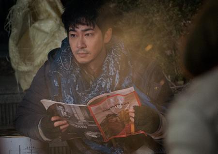 <작은 신의 아이들> 강지환-김옥빈, 첫 촬영부터 파격 변신!