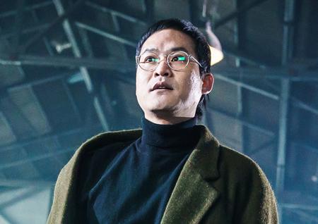 <언터처블> '종영 임박' 김성균, 핏빛 폭주 예고! 살벌한 광기 최고조!