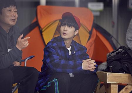 '밤도깨비' 김종현, 하체 부실로 빙판 위 '꽈당 종현' 등극 '폭소'