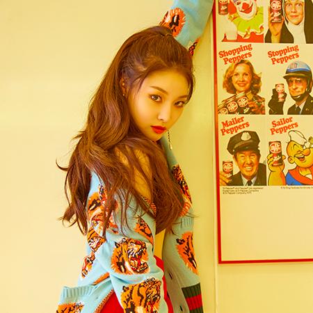 '롤러코스터' 청하, 2월 3일 데뷔 첫 국내 단독 팬미팅+23번째 생일파티 개최