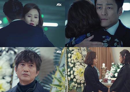 '미스티' 지진희, 김남주 지키기로 결심... 자체 최고 시청률 경신